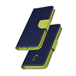 Husa Xiaomi Redmi 8A Flip MyFancy - Albastru