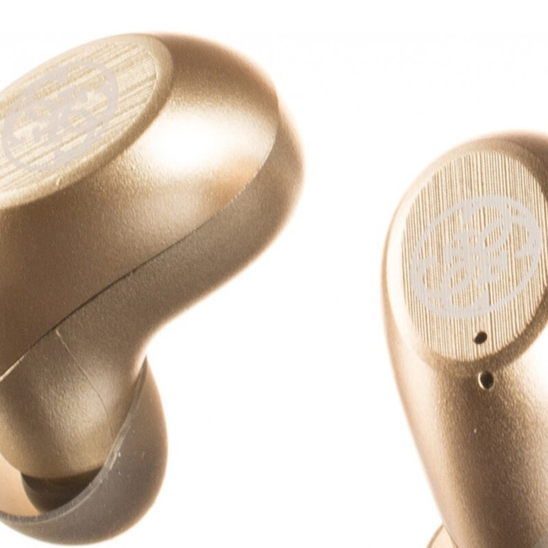 Casti De Telefon In-Ear Bluetooth Stereo TWS Cu Microfon Guess GUTWSJL4GBK - Negru