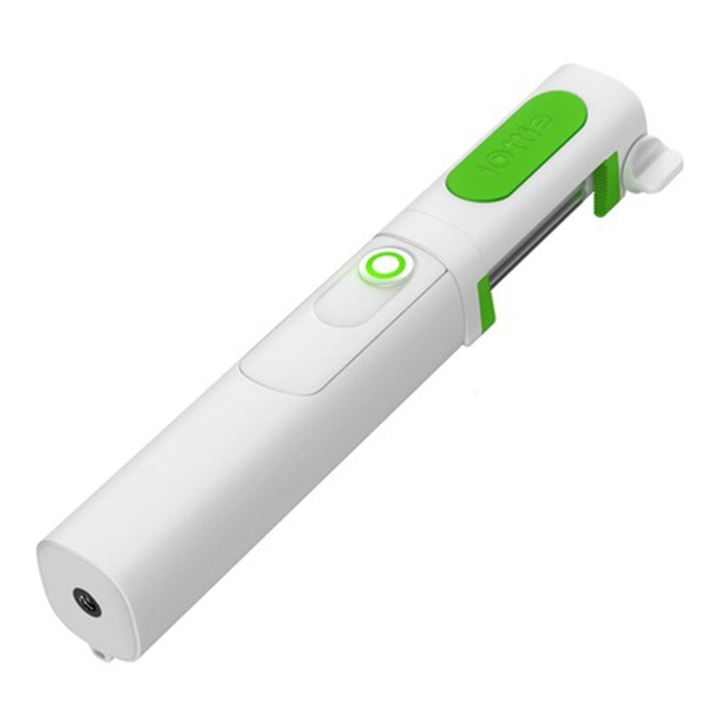 Suport Selfie Stick iOttie MiGo Mini Universal Din Aluminiu Cu Bluetooth Compatibil iOs / Android - Alb