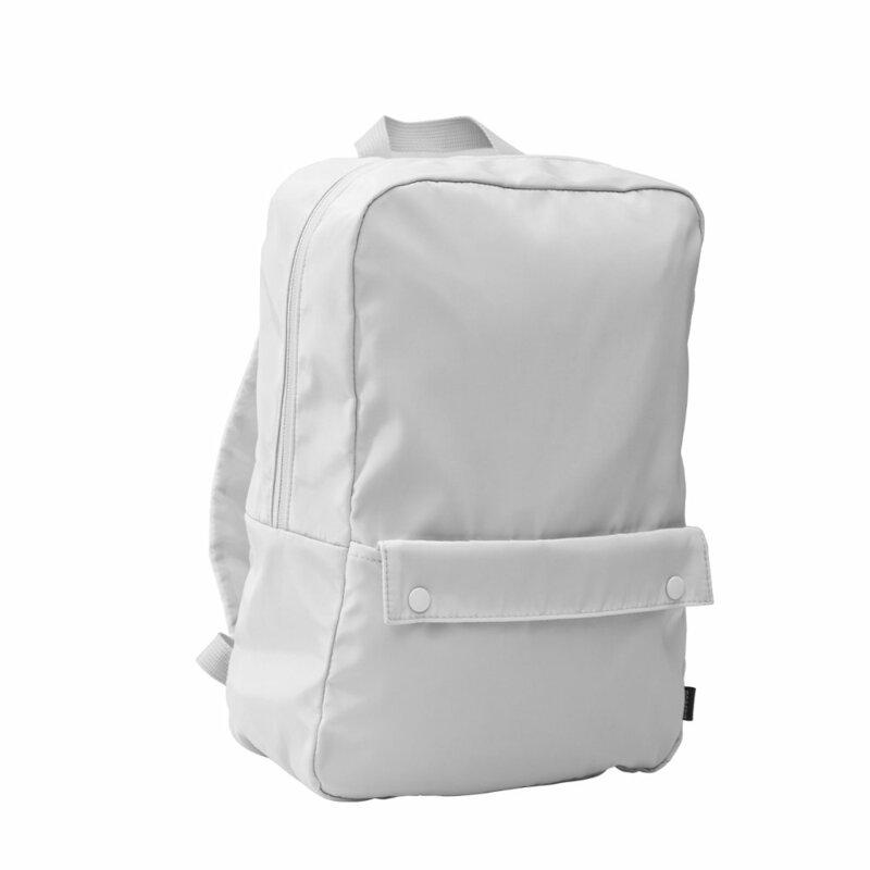 Rucsac Laptop 13'' Baseus Universal Impermeabil Cu Buzunare Interioare Pentru Accesorii - LBJN-E02 - Alb