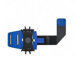 Husa Alergare Brat Mobster KV582 Pentru Telefon - Unghi Ajustabil 360° - Albastru