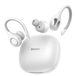 Casti In-Ear Baseus Encok W17 True Wireless Universale Android / iOS Bluetooth 5.0 - NGW17-02 - Alb