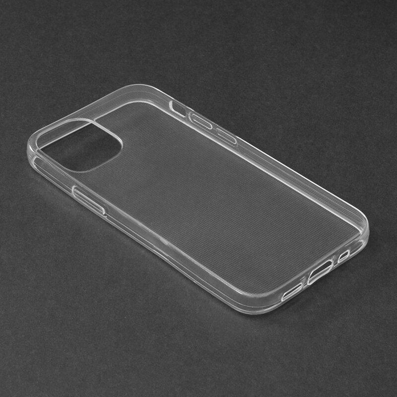 Husa iPhone 12 Pro TPU UltraSlim - Transparent