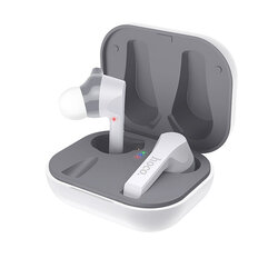 Casti In-Ear Hoco Pleasure ES34 True Wireless Headset Bluetooth Cu Microfon Si Statie De Incarcare - Alb