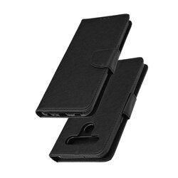 Husa LG K51S Flip MyFancy - Negru