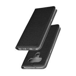 Husa Smart Book LG K51S Flip - Negru