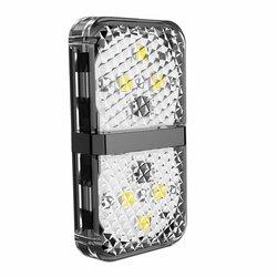 [Pachet 2x] Lampa Auto LED Avertizare Luminoasa Baseus Pentru Usa Deschisa Cu Baterii Incluse - CRFZD-01 - Negru