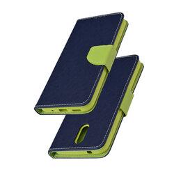 Husa Nokia 2.3 Flip MyFancy - Albastru