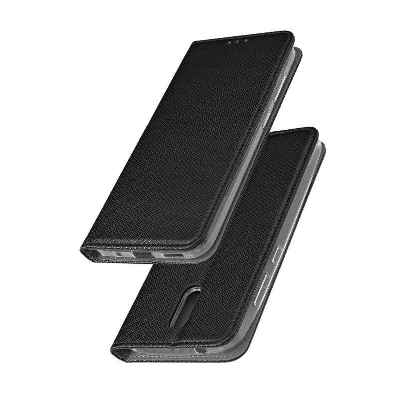 Husa Smart Book Nokia 2.3 Flip - Negru