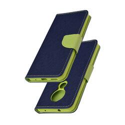 Husa Nokia 7.2 Flip MyFancy - Albastru