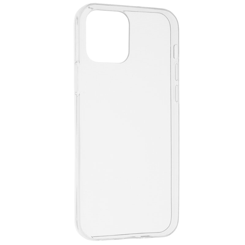 Husa iPhone 12 Pro Max TPU UltraSlim - Transparent