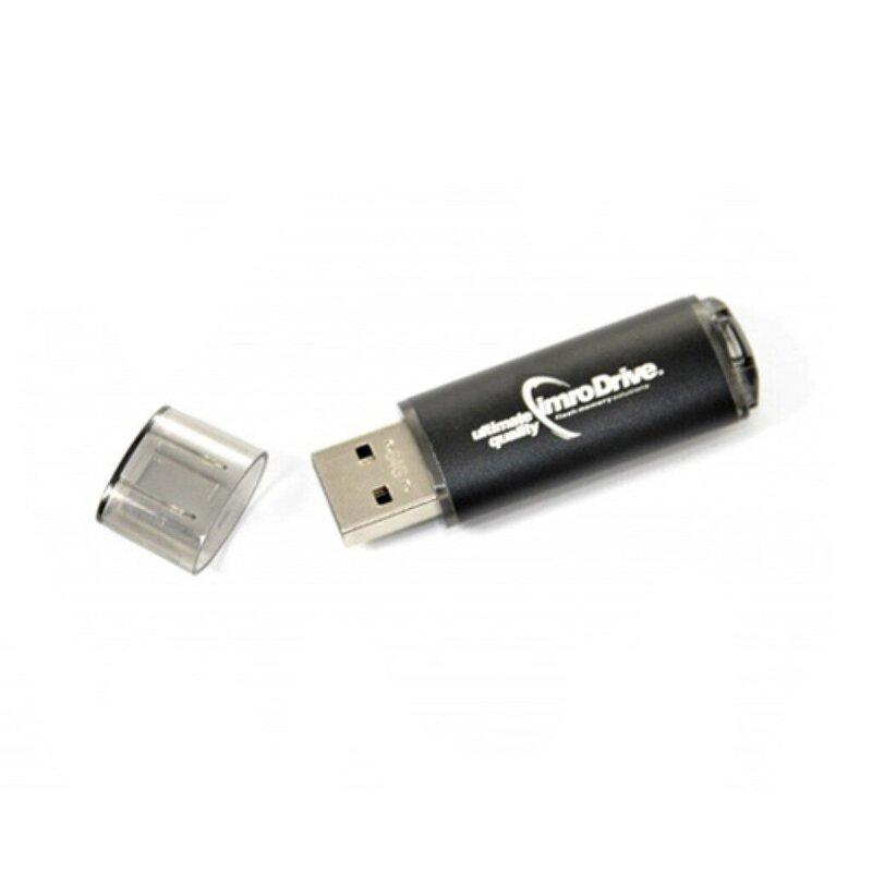 Stick Memorie USB 2.0 Imro Drive Flash Memory HQ Cu Capac 64GB - Negru