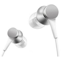 Casti In-Ear Xiaomi Basic Cu Microfon Pe Fir Jack 3.5mm 1.25m - Argintiu