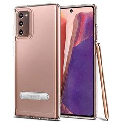 Husa Samsung Galaxy Note 20 5G Spigen Ultra Hybrid S - Crystal Clear