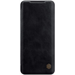 Husa Samsung Galaxy S20 5G Nillkin QIN Leather - Negru