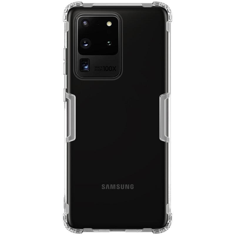 Husa Samsung Galaxy S20 Ultra 5G Nillkin Nature TPU - Clear