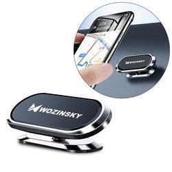 Suport Magnetic Universal Wozinsky Pentru Bord Auto 360° - WMH-06 - Negru
