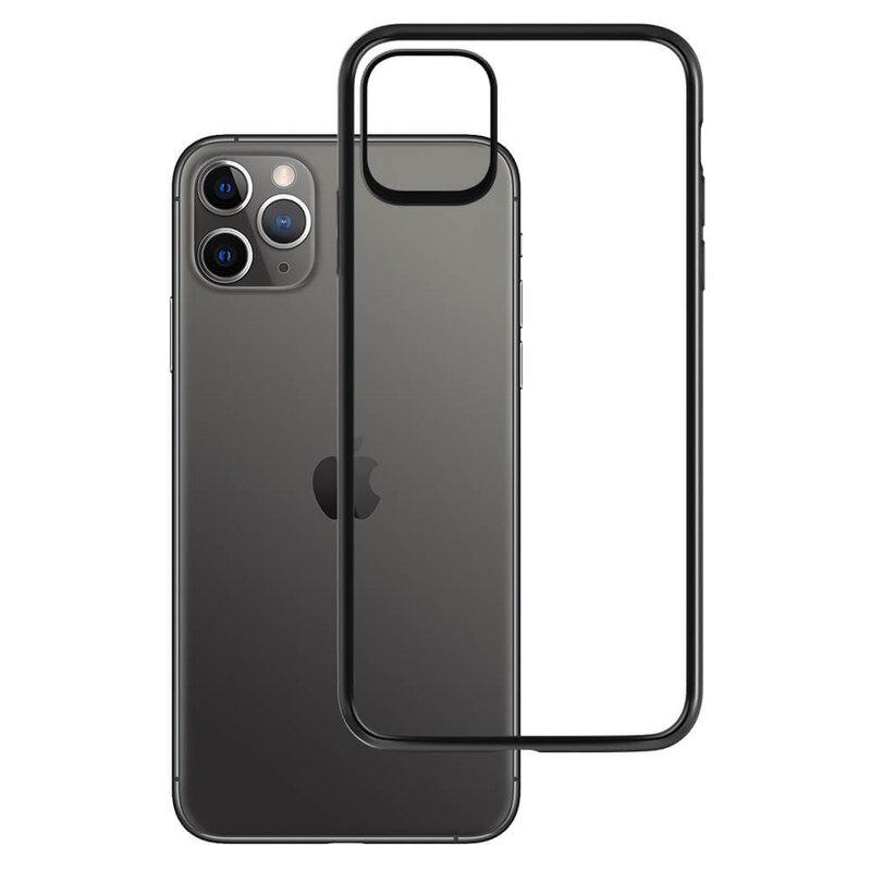 Husa iPhone 11 3mk Satin Armor Case - Transparent