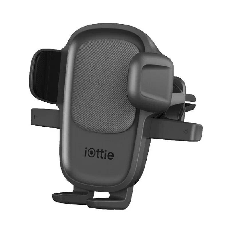 Suport Auto IOttie Easy One Touch 5 Universal Pentru Grila De Ventilatie - Negru
