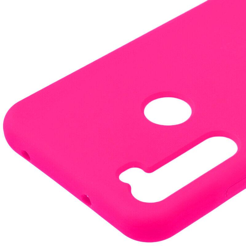 Husa Xiaomi Redmi Note 8T Silicon Soft Touch - Roz Fuchsia