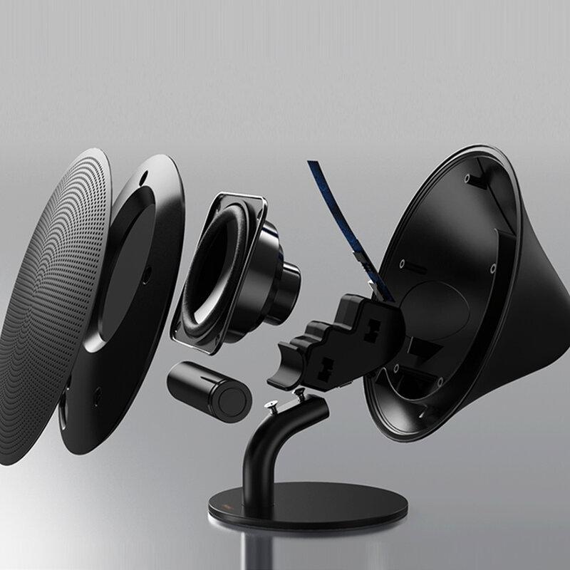 Boxa Portabila Wireless Remax Cu Bluetooth 5W RMS - RB-M23 Mini - Negru