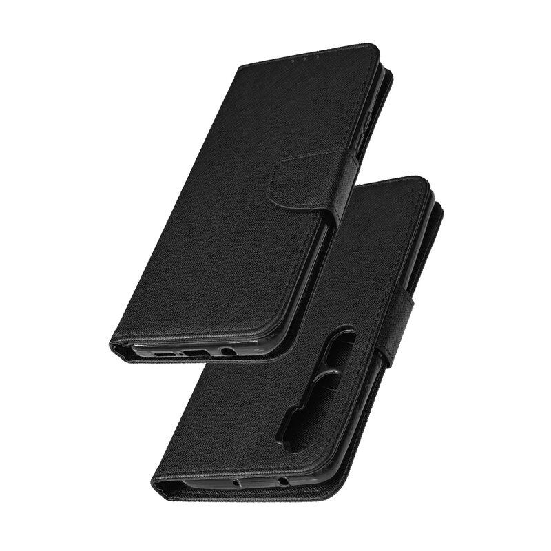 Husa Xiaomi Mi CC9 Pro Flip MyFancy - Negru