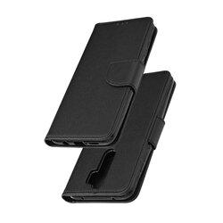 Husa Xiaomi Redmi Note 8 Pro Flip MyFancy - Negru