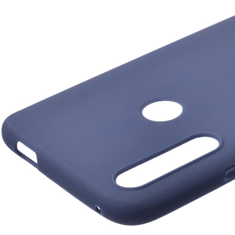Husa Huawei P Smart Z Soft TPU - Albastru