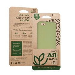 Husa iPhone 6 / 6S Forcell Bio Zero Waste Eco Friendly - Verde