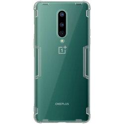 Husa OnePlus 8 Nillkin Nature TPU - Fumuriu