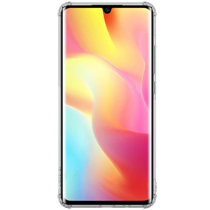 Husa Xiaomi Mi 10 Lite Nillkin Nature TPU - Fumuriu