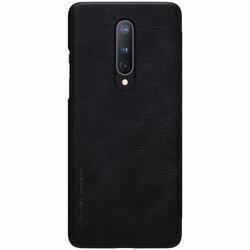 Husa OnePlus 8 Nillkin QIN Leather - Negru