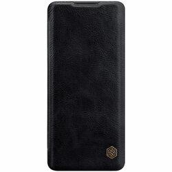 Husa OnePlus 8 Pro Nillkin QIN Leather - Negru
