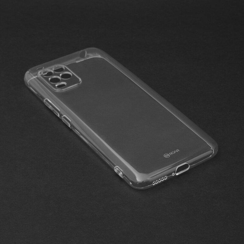 Husa Xiaomi Mi 10 Lite Roar Colorful Jelly Case - Transparent