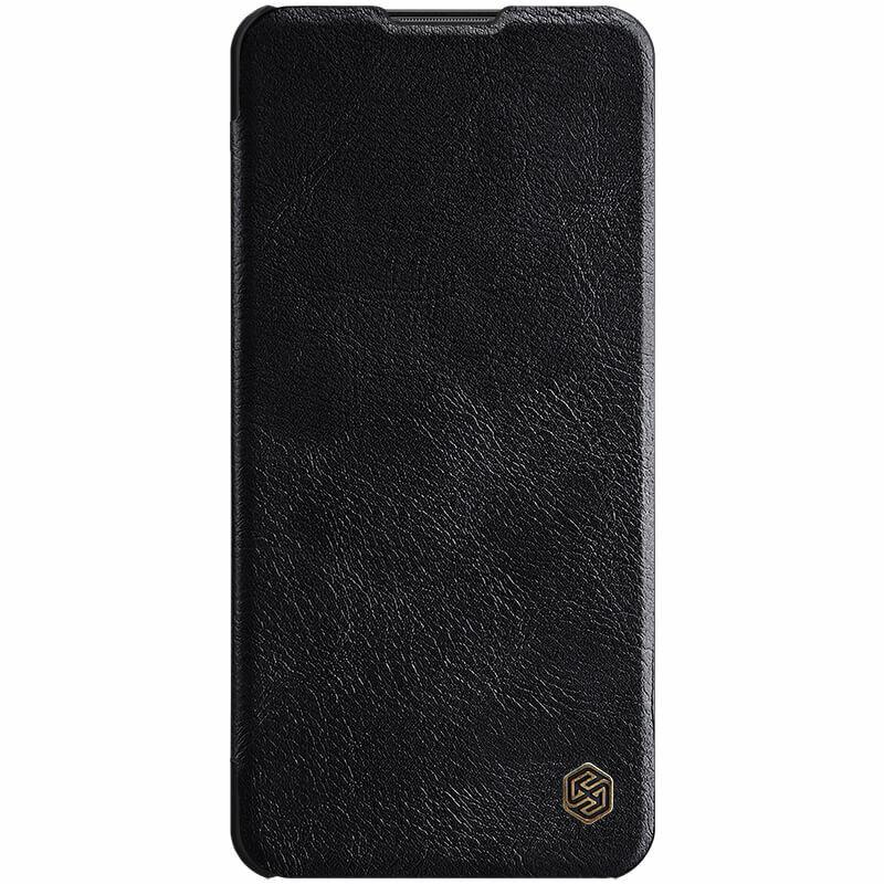 Husa Samsung Galaxy A21 Nillkin QIN Leather - Negru