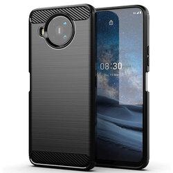 Husa Nokia 8.3 5G TPU Carbon - Negru