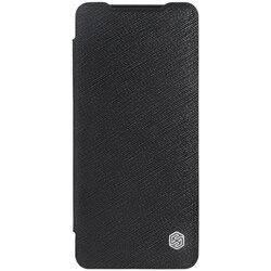 Husa Samsung Galaxy S20 Plus 5G Nillkin Ming Leather Flip Tip Carte - Negru