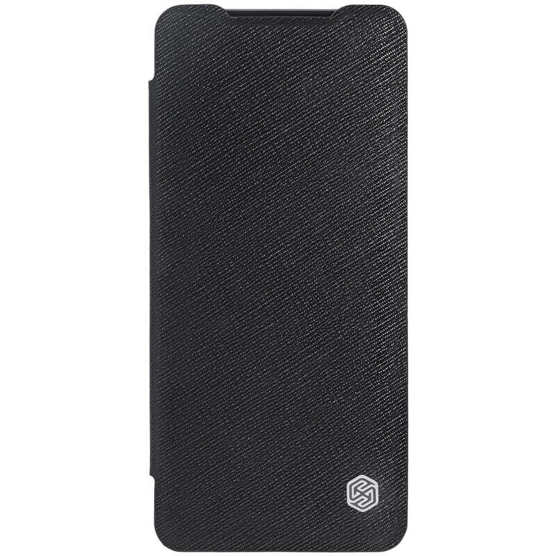 Husa Samsung Galaxy S20 Ultra 5G Nillkin Ming Leather Flip Tip Carte - Negru