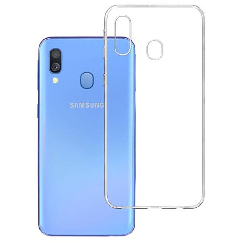 Husa Samsung Galaxy A40 3mk All-Safe Armor Case - Clear