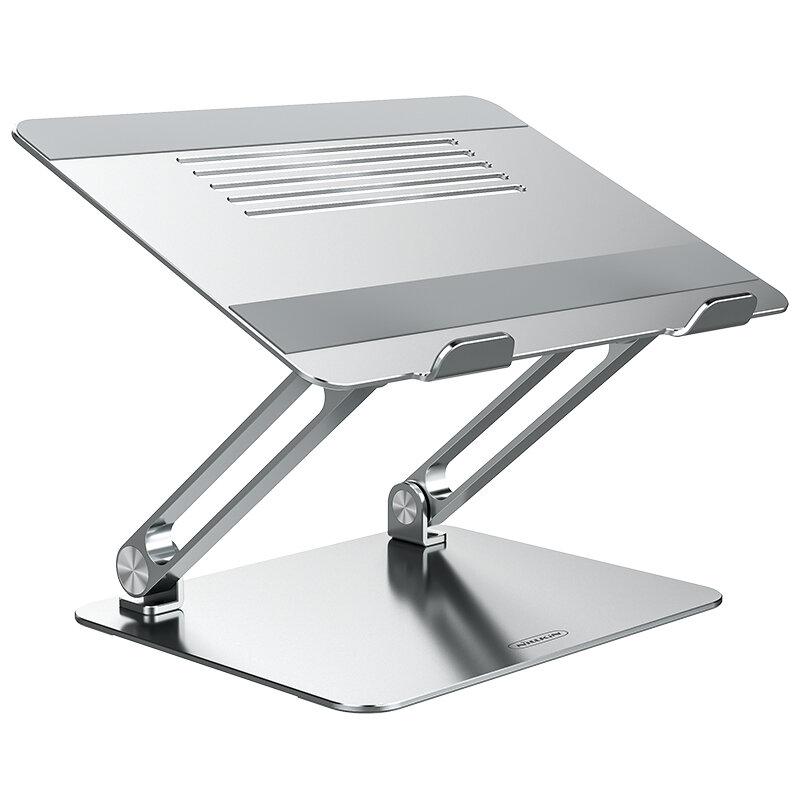 Suport Laptop Nillkin ProDesk Ajustabil Universal Din Aluminiu - Gri