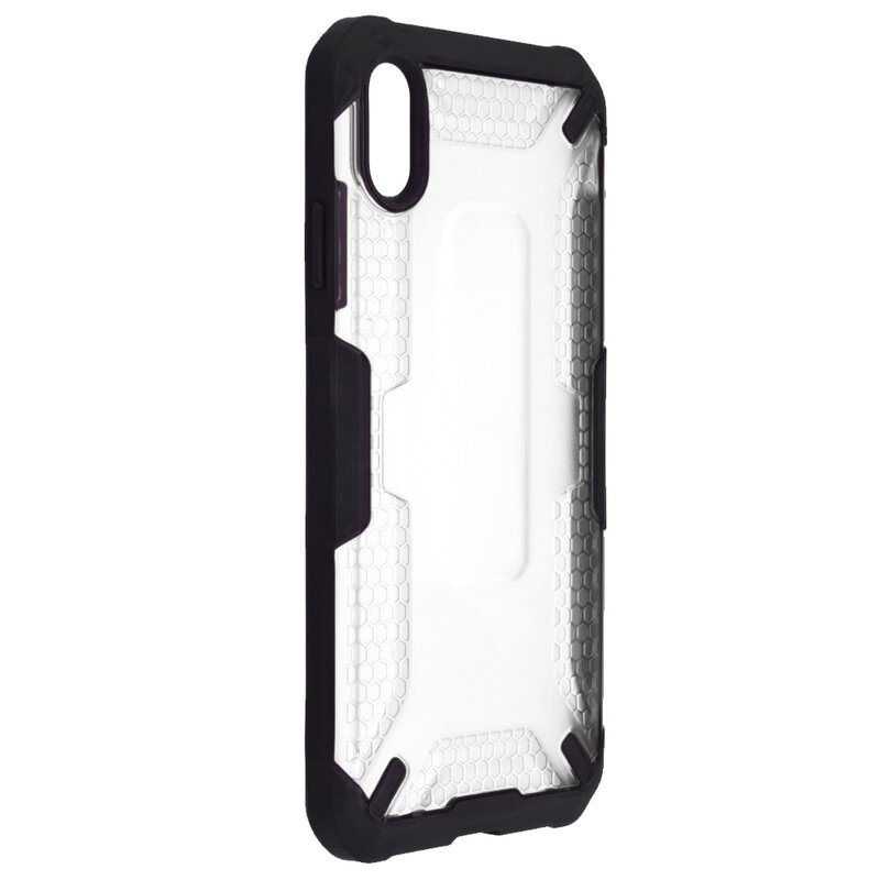 Husa iPhone XS Max Mobster Decoil Series - Clear