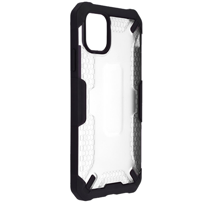Husa iPhone 11 Mobster Decoil Series - Clear