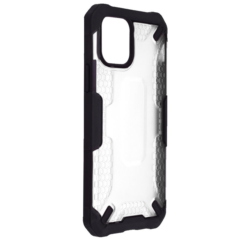 Husa iPhone 11 Pro Mobster Decoil Series - Clear