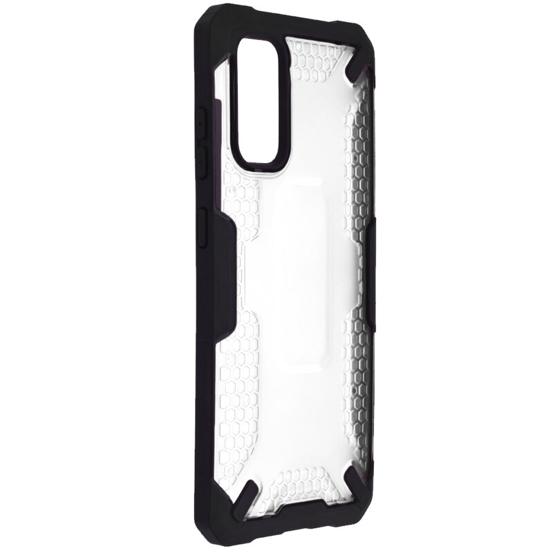 Husa Samsung Galaxy S20 5G Mobster Decoil Series - Clear