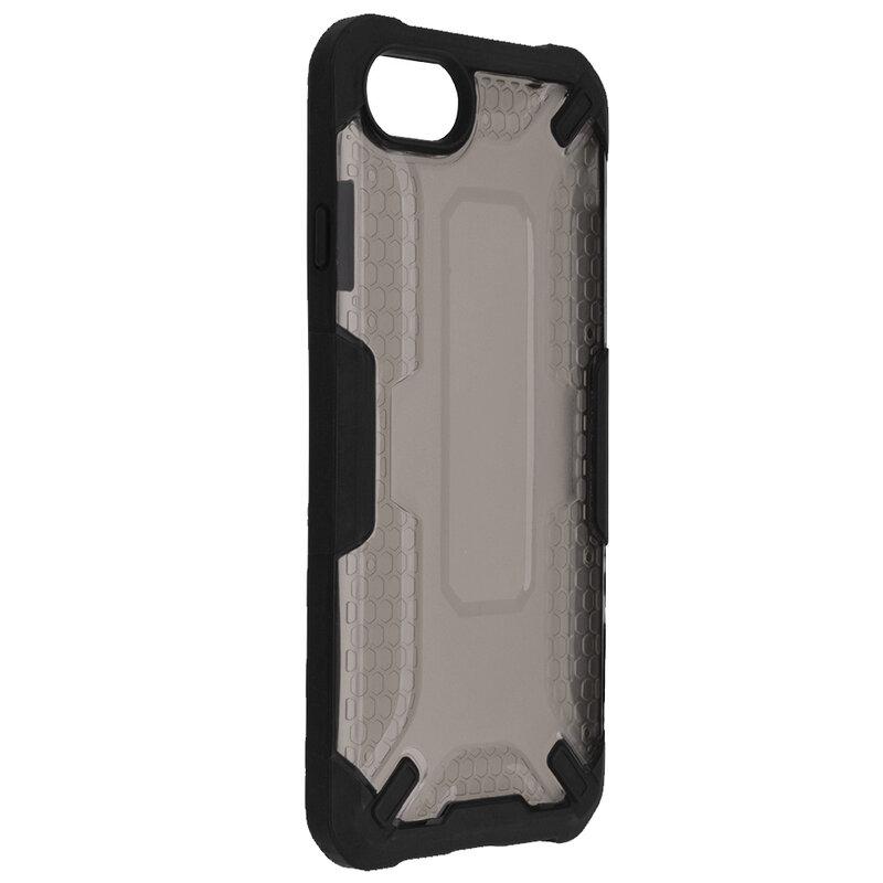 Husa iPhone 8 Mobster Decoil Series - Negru