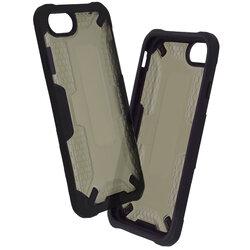 Husa iPhone SE 2, SE 2020 Mobster Decoil Series - Negru