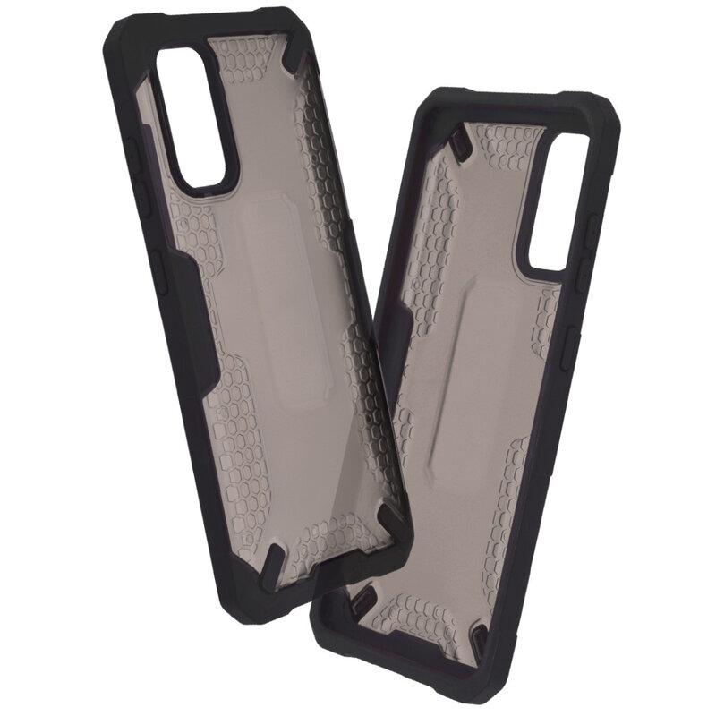 Husa Samsung Galaxy S20 5G Mobster Decoil Series - Negru