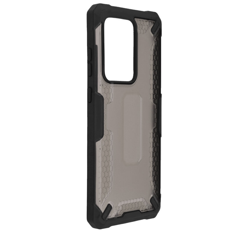 Husa Samsung Galaxy S20 Ultra 5G Mobster Decoil Series - Negru