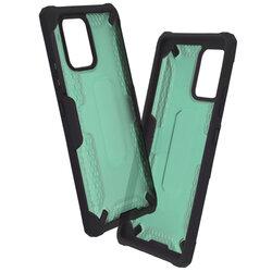 Husa Samsung Galaxy S10 Lite Mobster Decoil Series - Verde Inchis