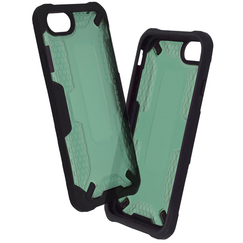Husa iPhone 8 Mobster Decoil Series - Verde Inchis